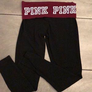PINK VS Yoga leggings